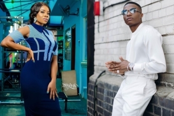 Reactions After An Angry Fan Said This To Wizkid After His Babymama Had An Accident